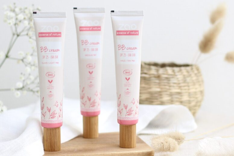 Natuurlijke BB cream Zao organic make up