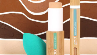 Foundation stick liquid concealer zao essence of nature