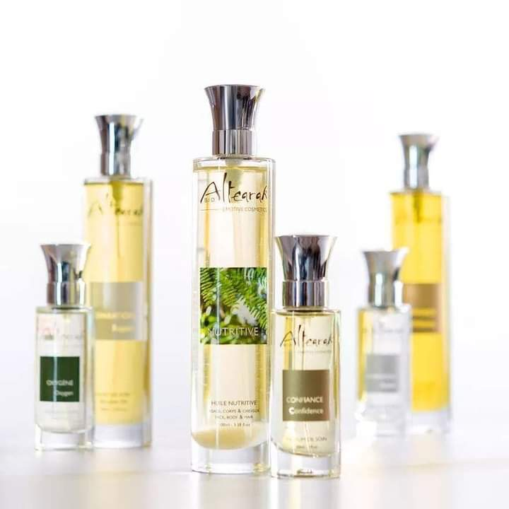 Altearah Skin Care Oil Nutritive without essential oils 700515 schoonheidssalon beauty4people nuenen