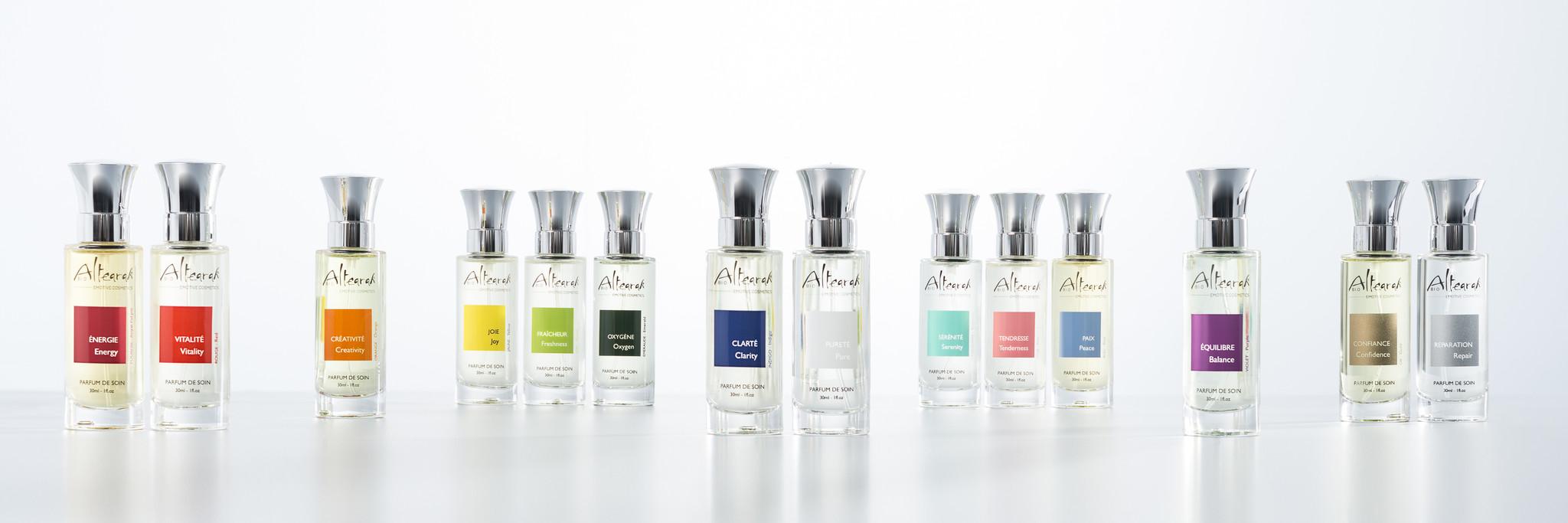 Altearah Parfum de Soin schoonheidssalon beauty4people nuenen